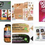 """Veille 150x150 - Dossier thématique : """"Le TOP 100 des innovations alimentaires 2018 décryptées par Happyfeed"""""""
