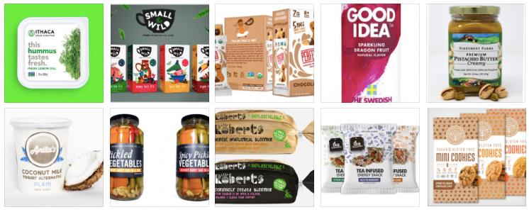 """Veille - Dossier thématique : """"Le TOP 100 des innovations alimentaires 2018 décryptées par Happyfeed"""""""