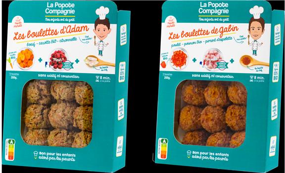 boulettes - La Popote Compagnie part à la conquête des parisiens