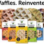 frozen waffles 150x150 - Des gaufres à base de racines de Yukka