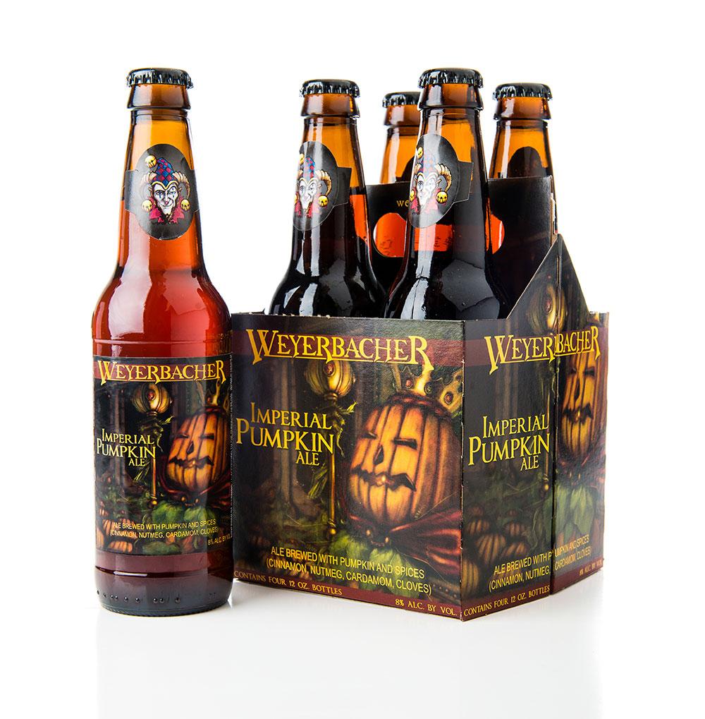imperial pumpkin 4pack - De la bière à la citrouille