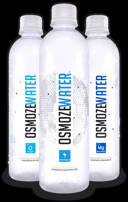 packdiscover - Osmozewater, une eau parfaite régénérée par évaporation
