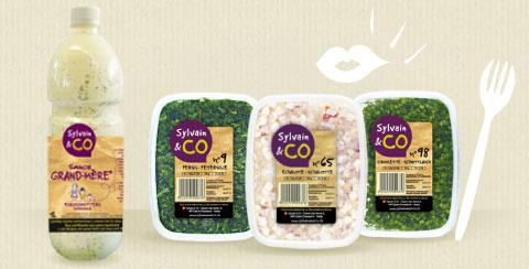 produit tout pour recette - Sylvain & Co, des fruits et légumes frais au quotidien