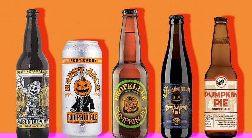 pumpkinbeer 810x445 - De la bière à la citrouille