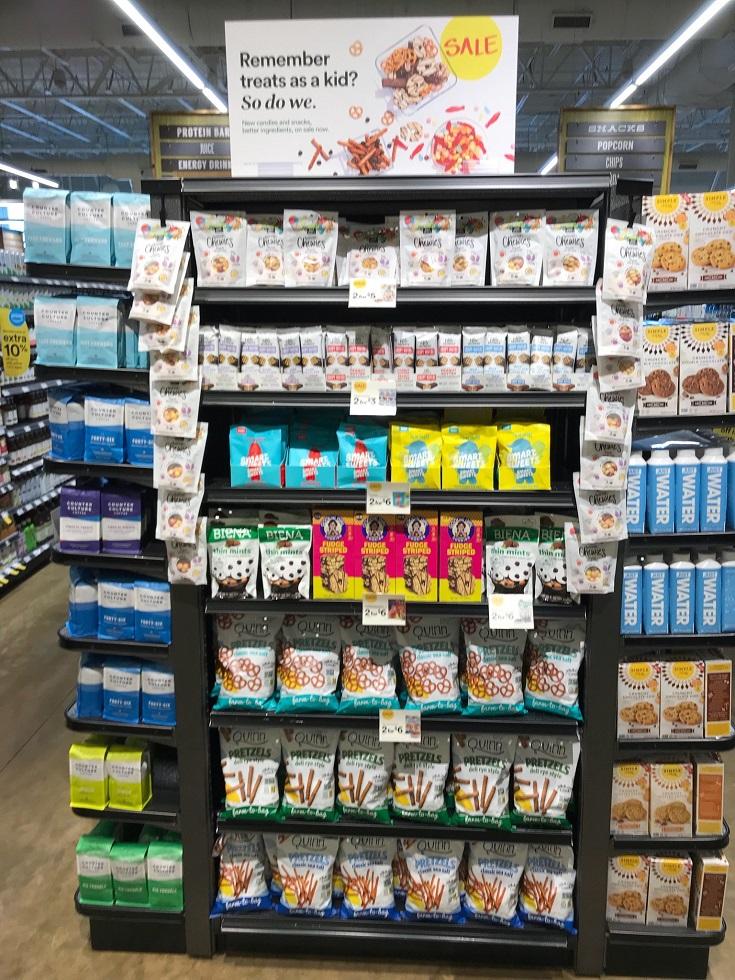 1 - Whole Foods favorise les petites marques saines au détriment des marques industrielles