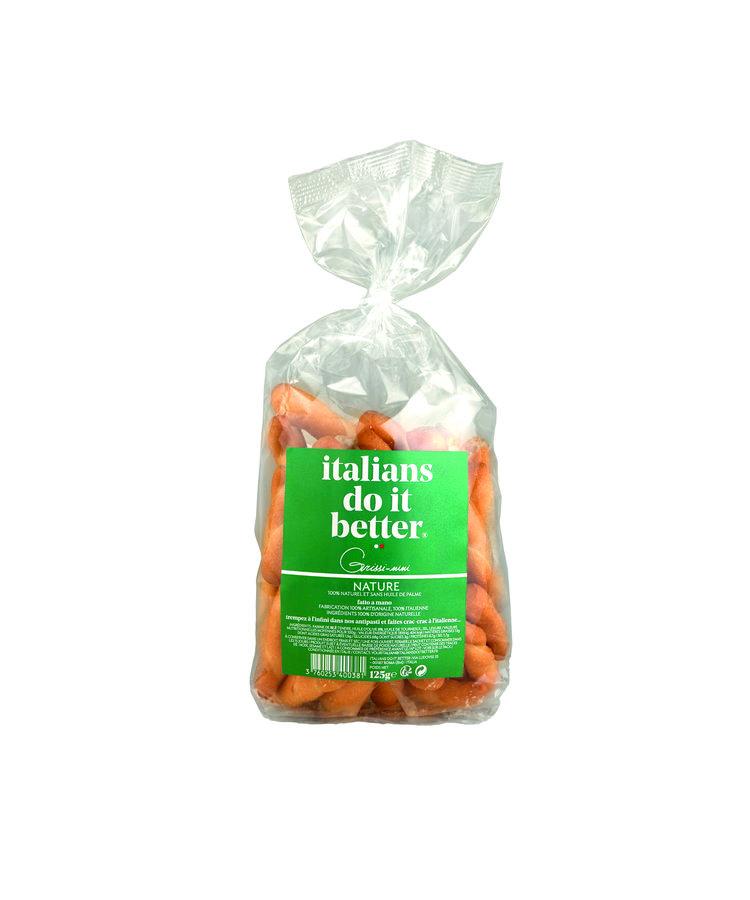 Gressin nature2 - italians do it better, le meilleur de l'Italie sans compromis