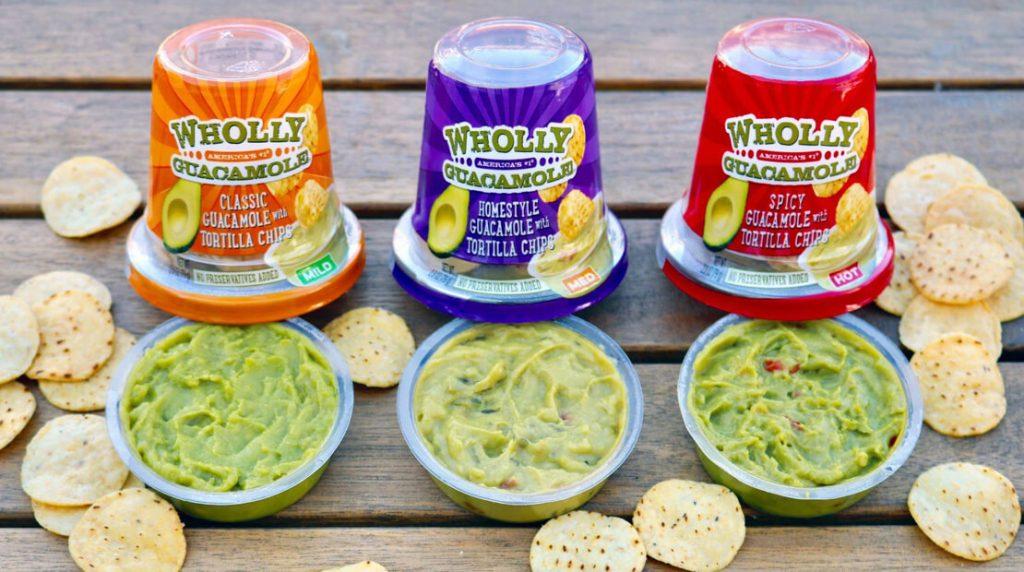 Newsroom 20180711 Wholly Guacamole Snack Cups 1024x572 - Un combo tortilla guacamole