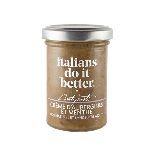 auberginesetmenthe - italians do it better, le meilleur de l'Italie sans compromis
