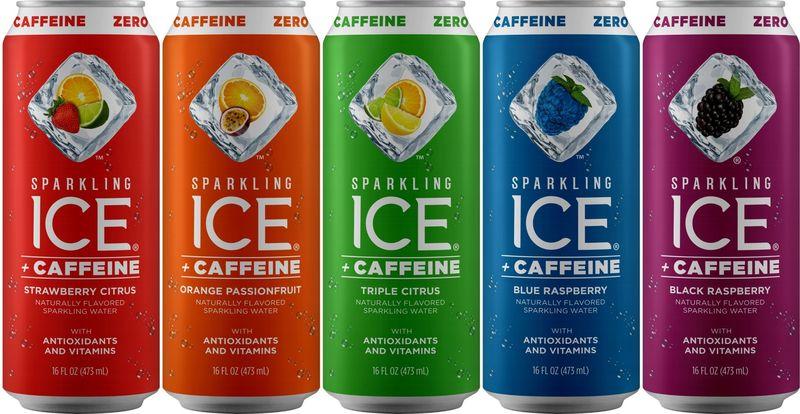 carbonated water - Une eau gazeuse au café