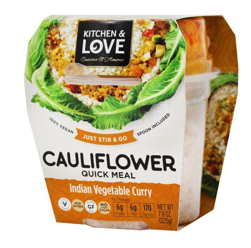 cauliflower quick meals - Le chou-fleur, le légume tendance !