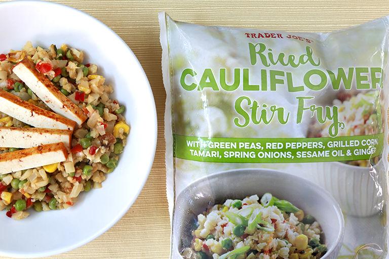 cauliflower stir fry - Le chou-fleur, le légume tendance !