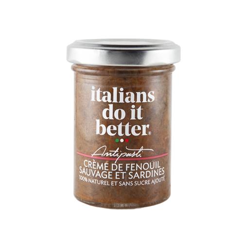fenouiletsardines - italians do it better, le meilleur de l'Italie sans compromis