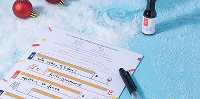 image faq 2 - Un calendrier de l'Avent autour du vin… du jamais bu !