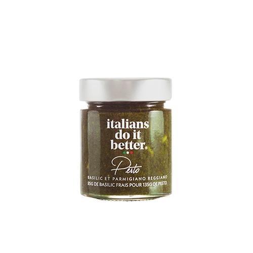 pesto - italians do it better, le meilleur de l'Italie sans compromis