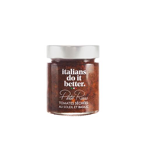 pestorosso - italians do it better, le meilleur de l'Italie sans compromis