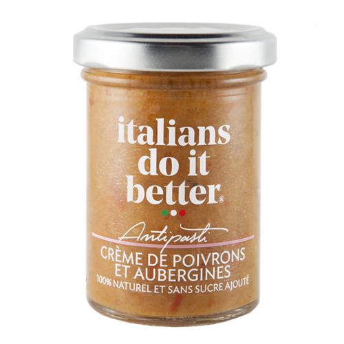 poivronsetaubergines - italians do it better, le meilleur de l'Italie sans compromis