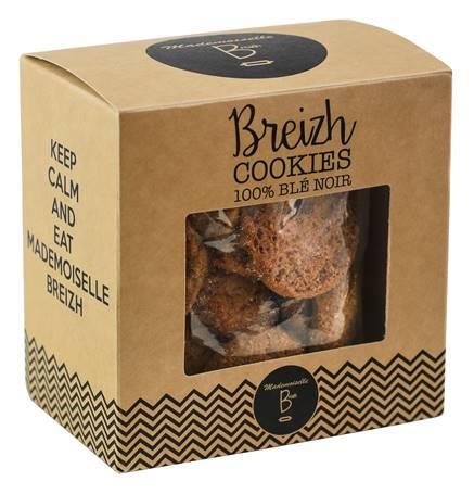 sablC3A9 - Sablés et cookies Mademoiselle Breizh
