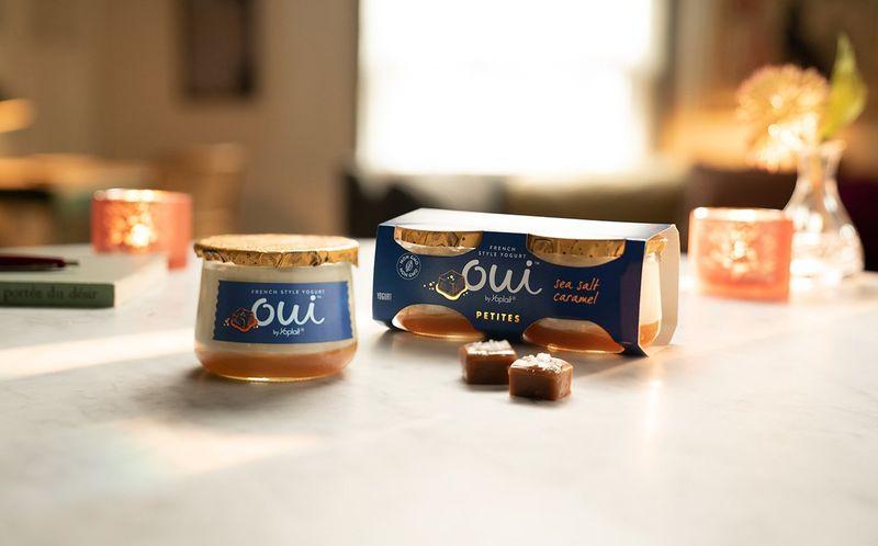 yopliat oui petite 1 - Le yaourt qui se veut indulgent !
