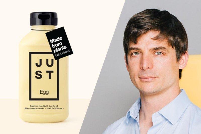 Josh Tetrick - JUST, un exemple de jeune entreprise innovante et performante