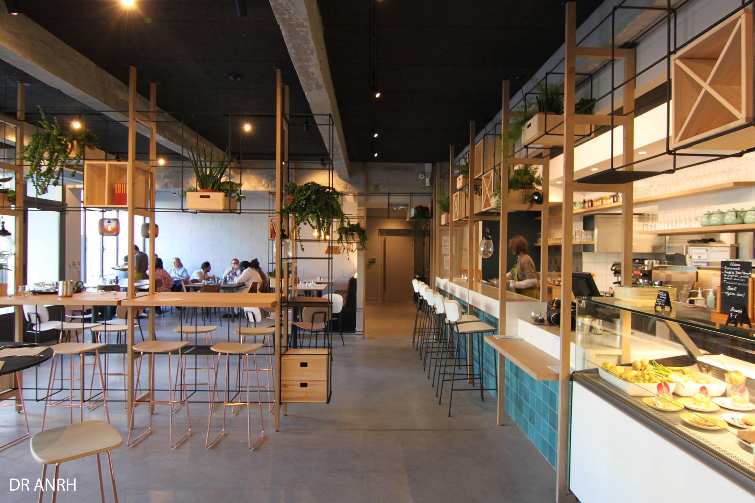 Le restaurant - Les petits plats de Maurice : un restaurant tenu par des travailleurs en situation de handicap