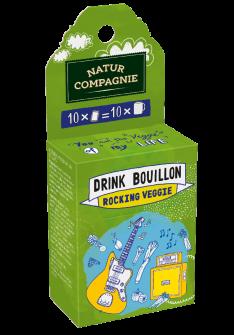 Produktseiten Packung Trink Buillion veggie 250x335 - Des bouillons à boire à la place du thé