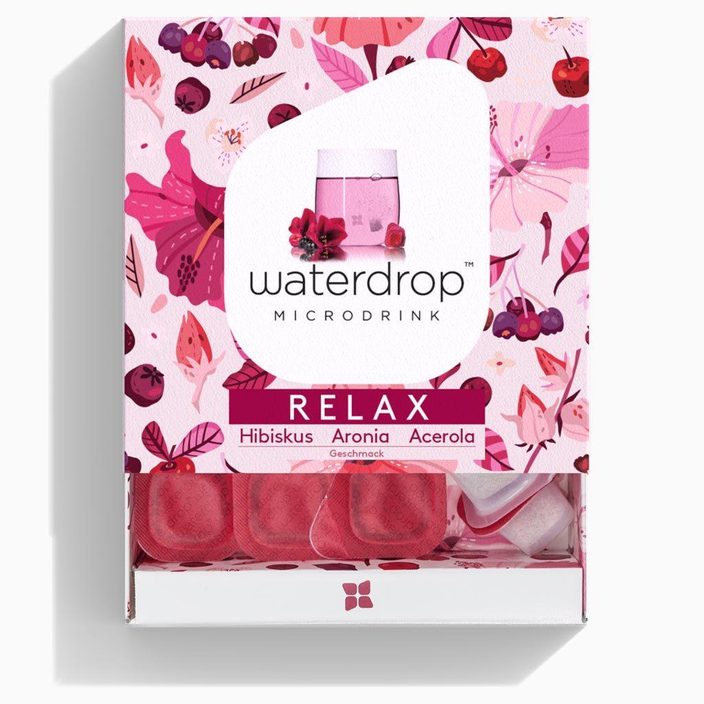 RELAX 12Pack 1024 FAFAFA Jpg - Ce petit cube est-il la prochaine tendance des boissons santé ?