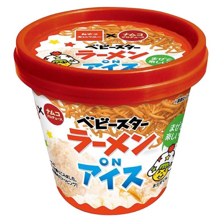 Sans titre - Des nouilles japonaises en version glacée