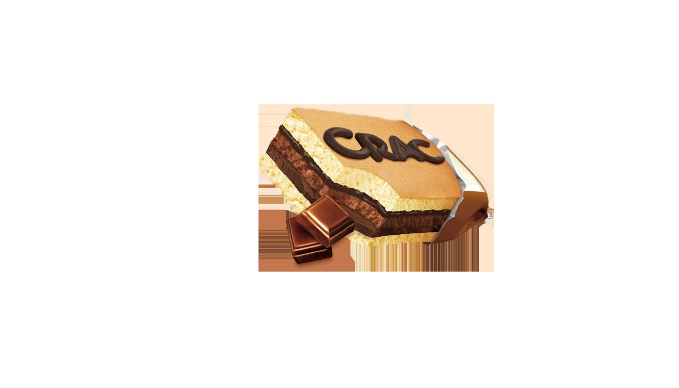 brossard crac et moi chocolat nu 2 - Brossard réunit le moelleux du gâteau et le craquant du chocolat