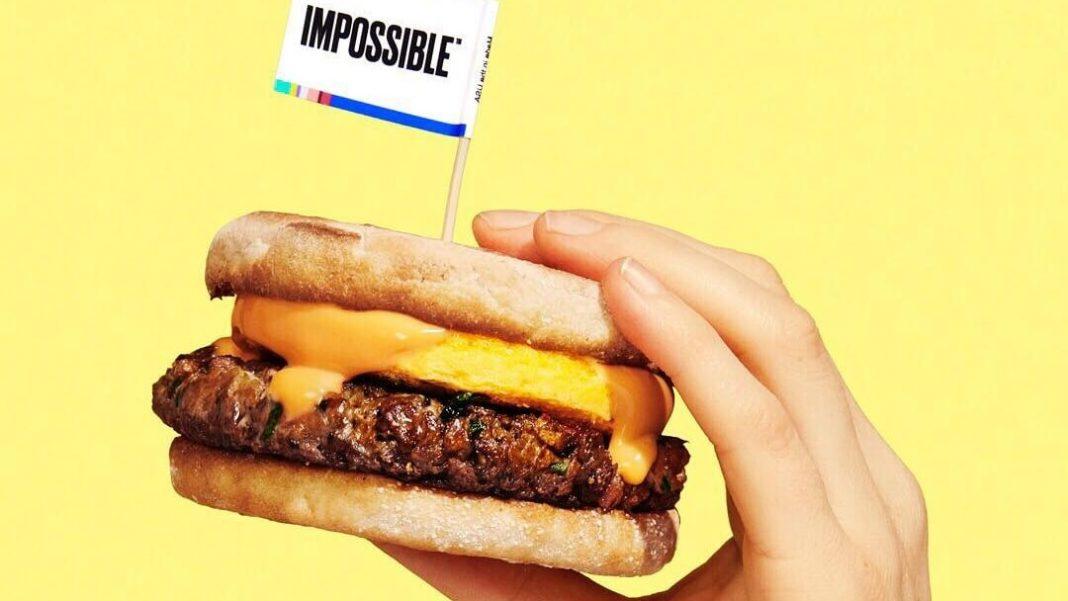 livekindly impossible burger 1068x601 - Le burger végétalien Impossible Foods bientôt dans les rayons des supermarchés américains