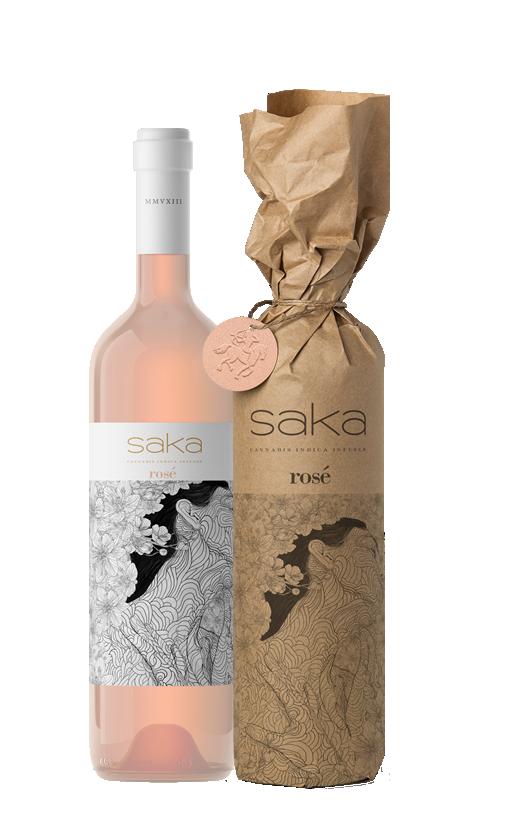 saka home - Du vin infusé au cannabis