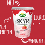 skyr erdbeere neu 2 150x150 - Des yaourts au format islandais