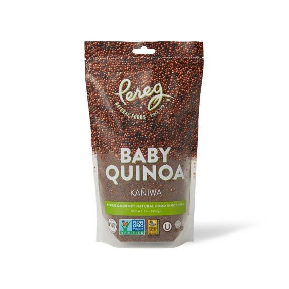 1 3 - Du bébé quinoa pour les grands - Pereg Natural Foods