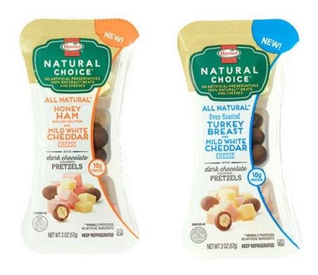 """1 - Un snacking """"tout en un"""" - Natural Choice"""