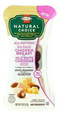 """2 - Un snacking """"tout en un"""" - Natural Choice"""