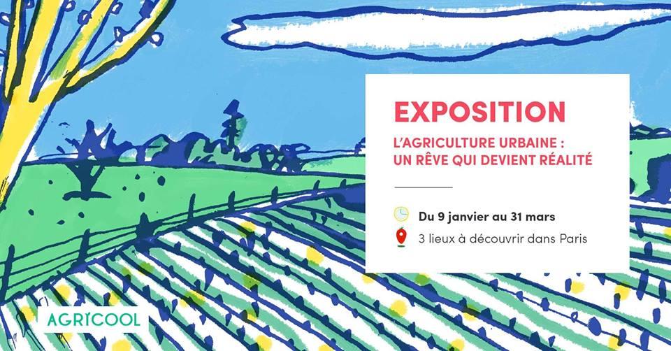 """48424334 1222795074541267 5918745017295306752 n - Exposition Agricool : """"L'agriculture urbaine, un rêve qui devient réalité"""""""