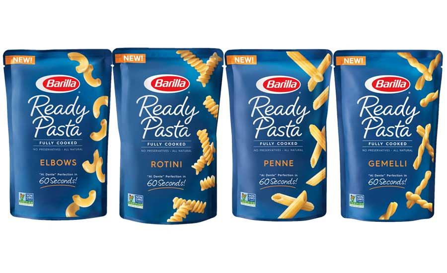 BarillaReadyPasta 900 - Des pâtes en une minute - Barilla