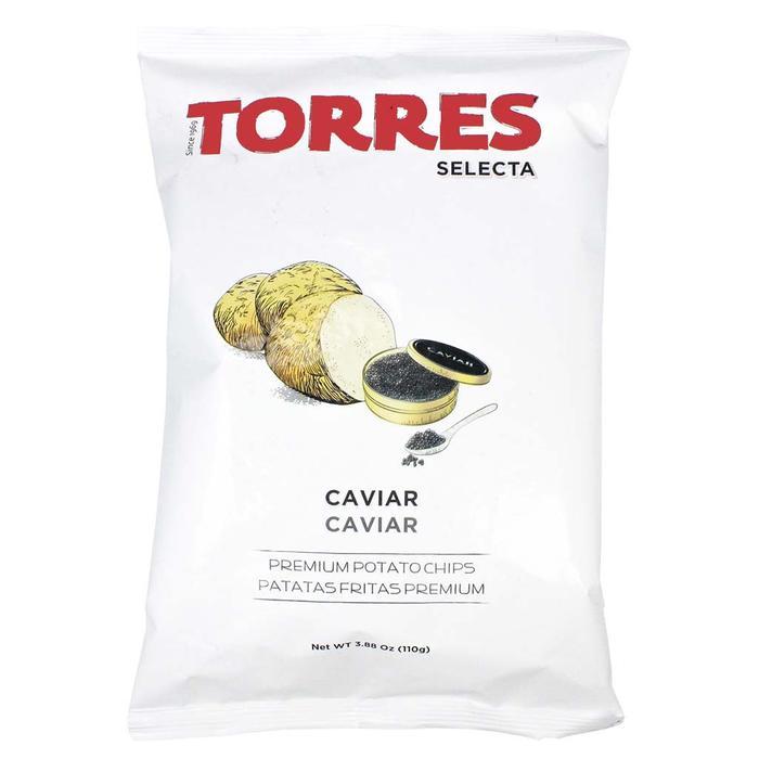 Caviar Potato Chips by Torres bb2d13cc 5fe2 4e3c 95eb 27717becc9d4 x700 - Des chips au caviar - Torres