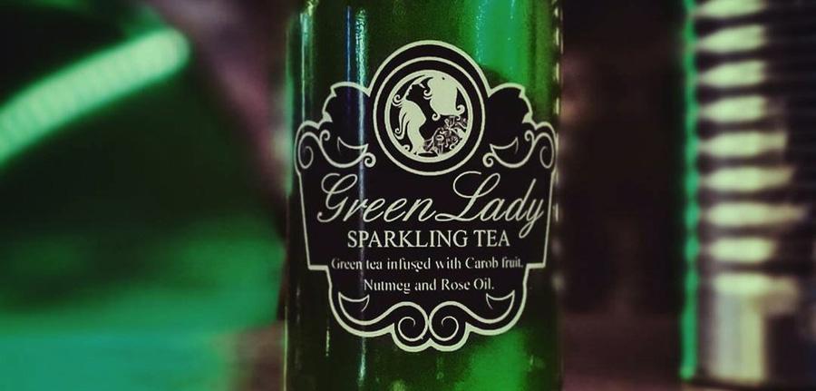 Green Lady - Une boisson sans alcool pour adultes - Green Lady