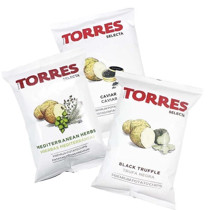 PB 142 Truffle Caviar and Mediterranean Herb Potato Chips by Torres 10b56fe5 b690 4c5e 872a d9be8d6f930d x700 - Des chips au caviar - Torres