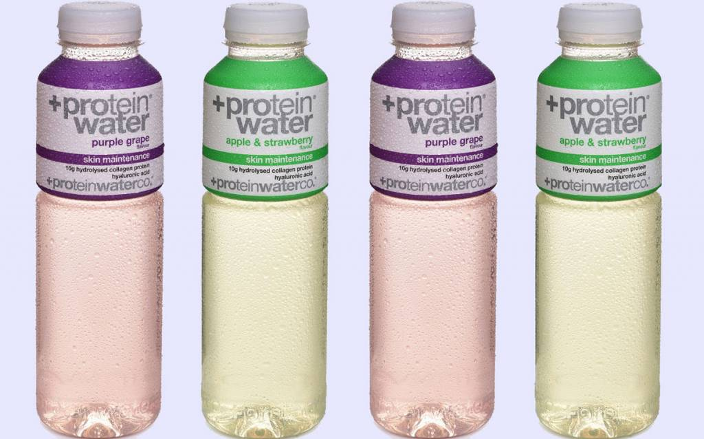 Protein Water Co 1024x638 - Les 5 produits alimentaires innovants de 2018 selon FoodBev Media