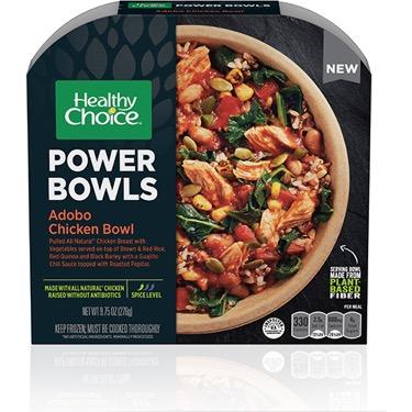 Sans titre 1 - Faire le plein de fibres et de protéines - Healthy Choice