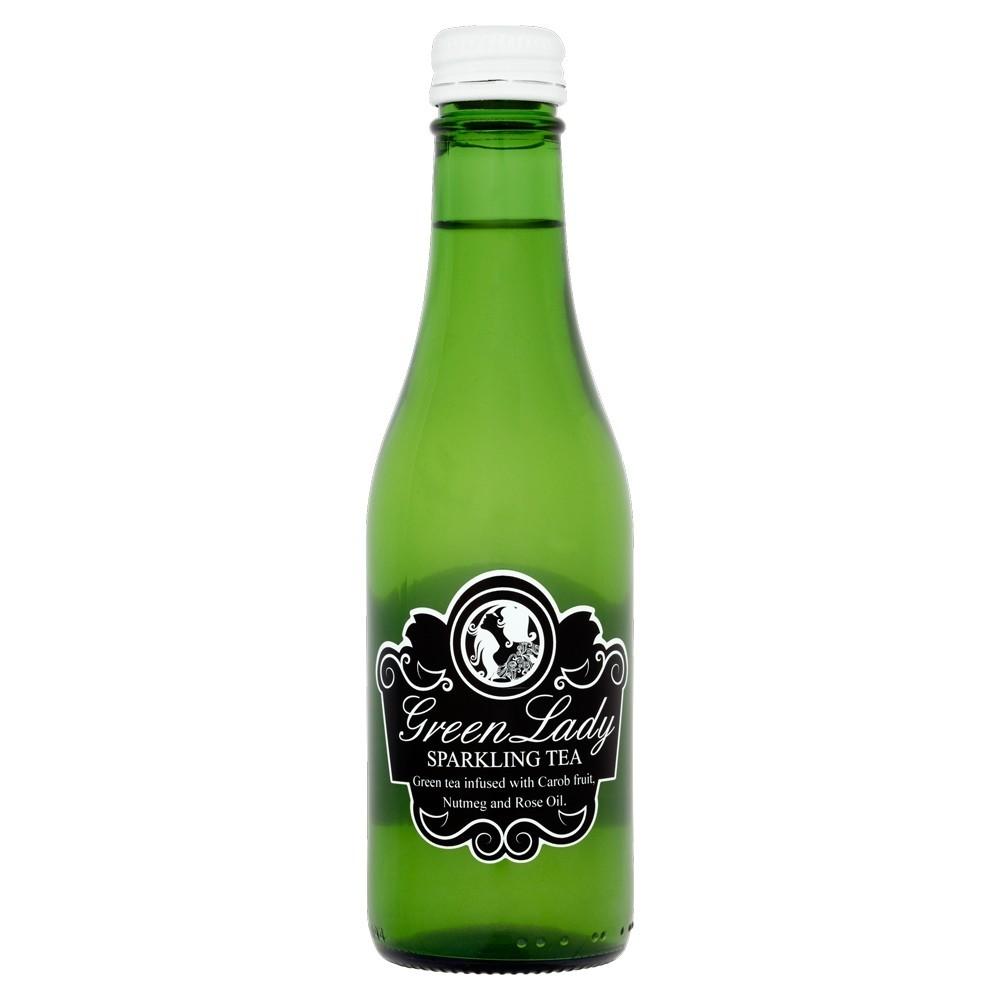 green lady sparkling tea 250ml - Une boisson sans alcool pour adultes - Green Lady