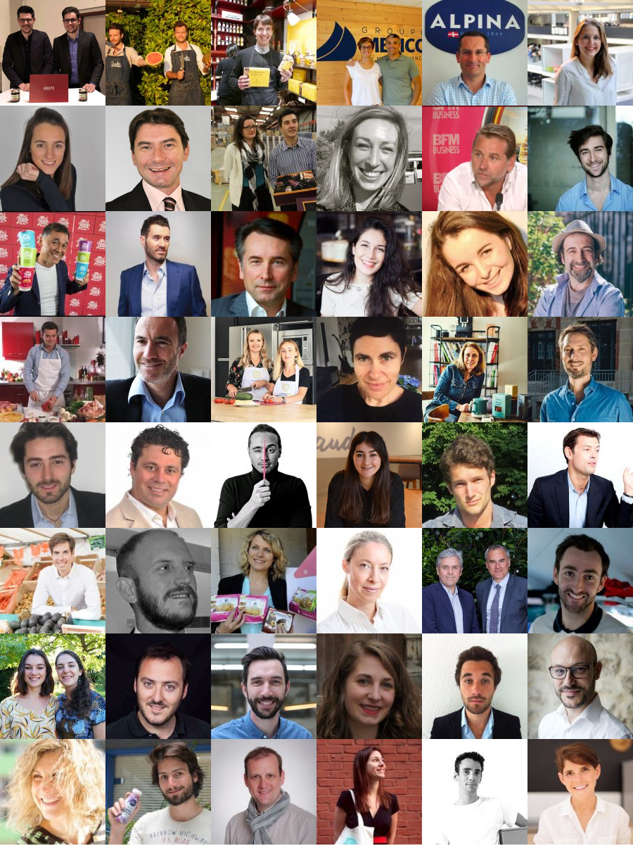 happyfeed - Ils ont fait l'alimentation positive en France en 2018
