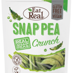 snap pea crunch 150x150 - Des collations indulgentes aux légumes