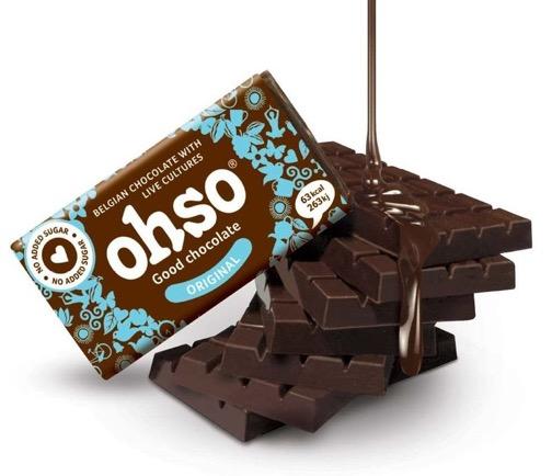 1 4 - Le chocolat qui aide à la digestion - Ohso