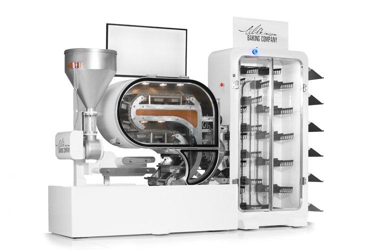1499969775125 - Un robot de boulangerie pour confectionner du pain frais