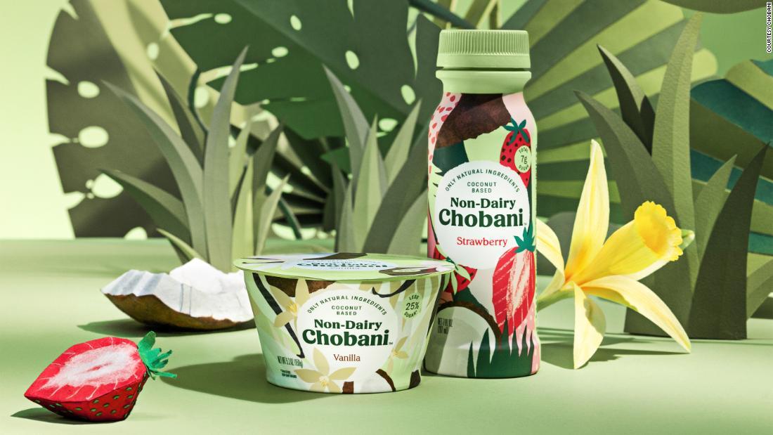 190108123323 01 chobani non dairy super 169 - Chobani lance sa gamme de yaourts à base de plantes