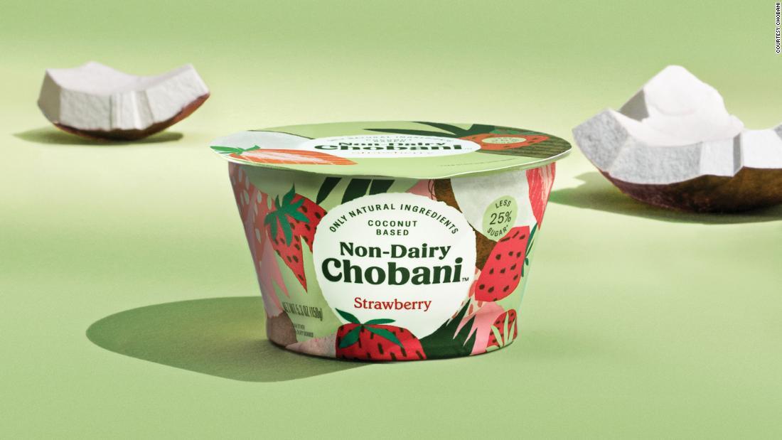 190108123404 02 chobani non dairy super 169 - Chobani lance sa gamme de yaourts à base de plantes