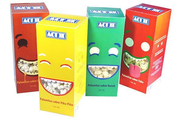 276445 1 800 - Quand les emballages prennent de la couleur...