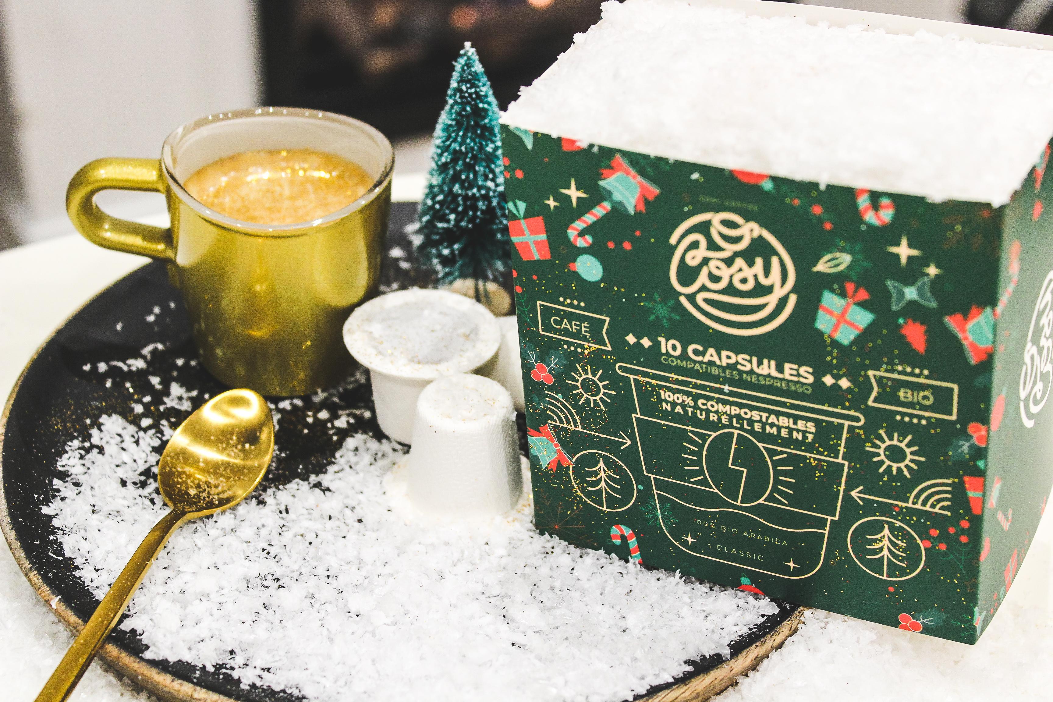 28910901 28242366 - Cosy Coffee, les premières capsules de café 100% compostables